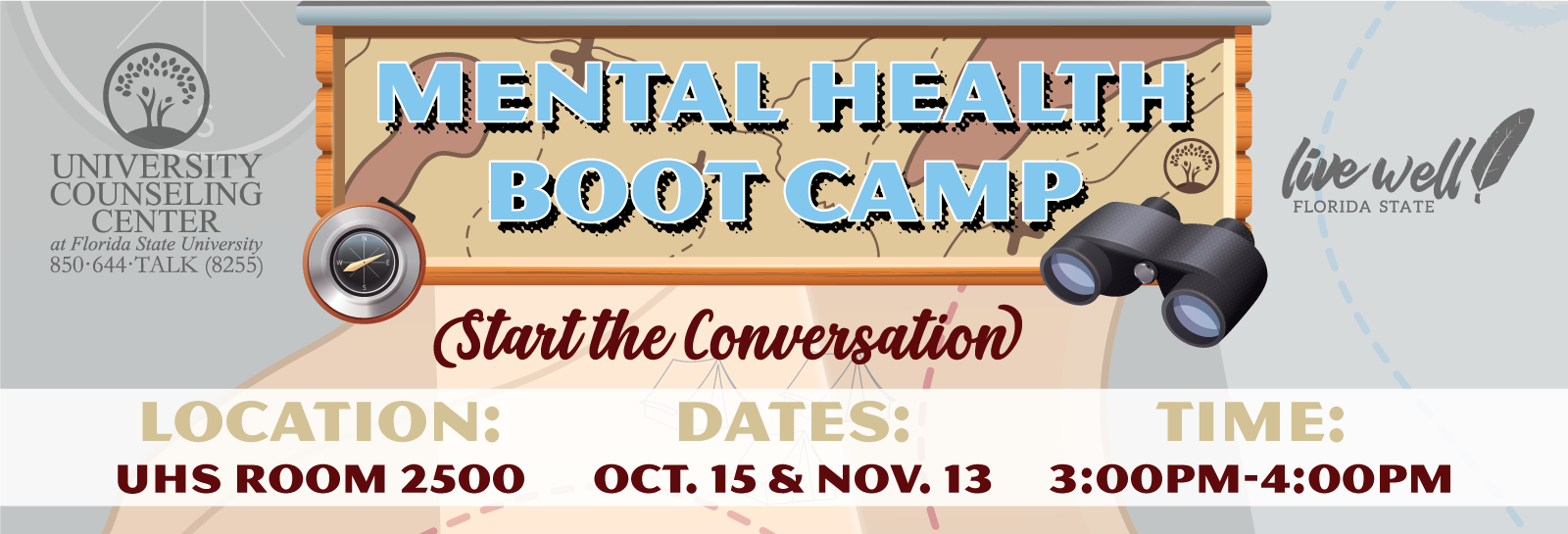 Mental Health Boot Camp