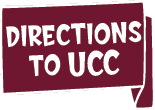 Directions to UCC