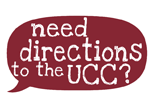 Need Directions to the UCC?