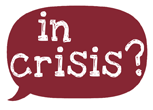 In Crisis?